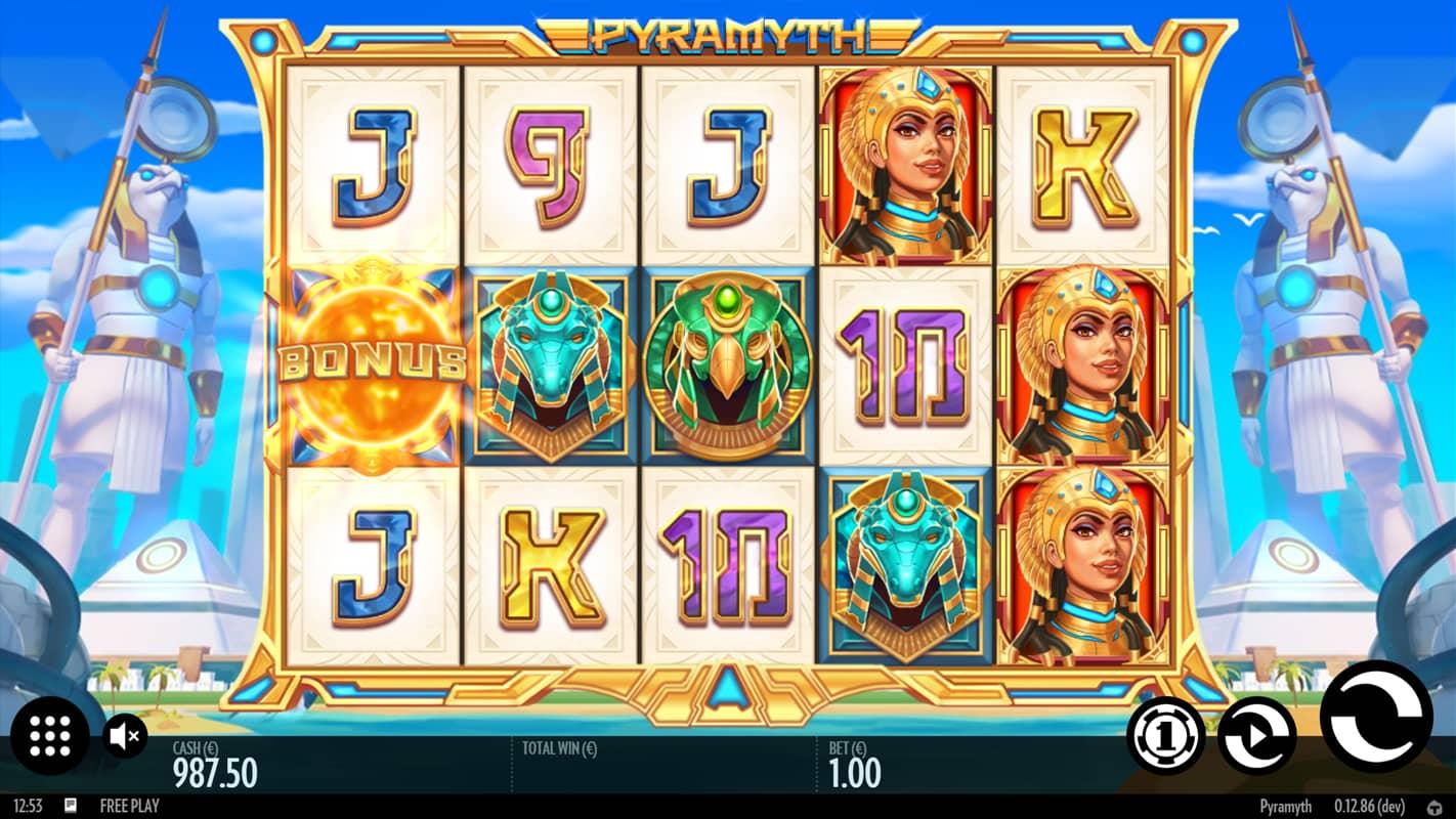 Pyramyth Slot Review
