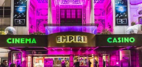 THE EMPIRE CASINO – LONDON