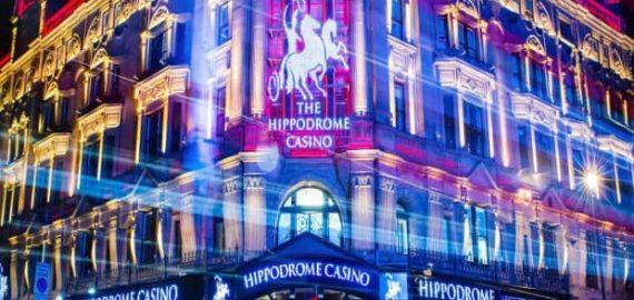 THE HIPPODROME CASINO – LONDON