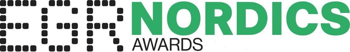 EGR Nordics Awards Logo
