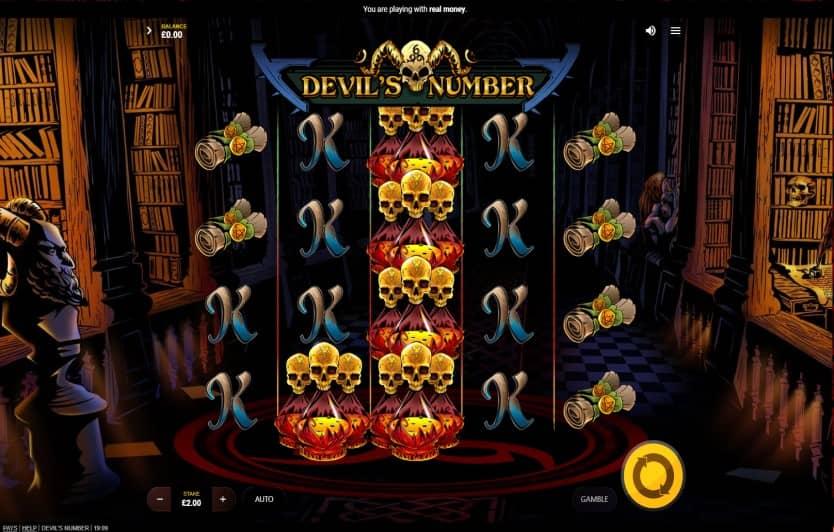devils number base game