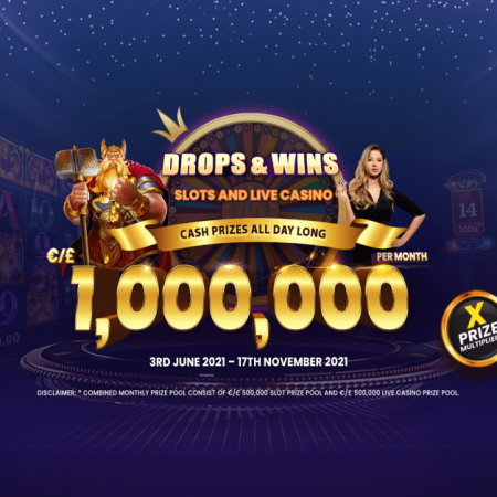 Drops and Wins Slots by Pragmatic Play